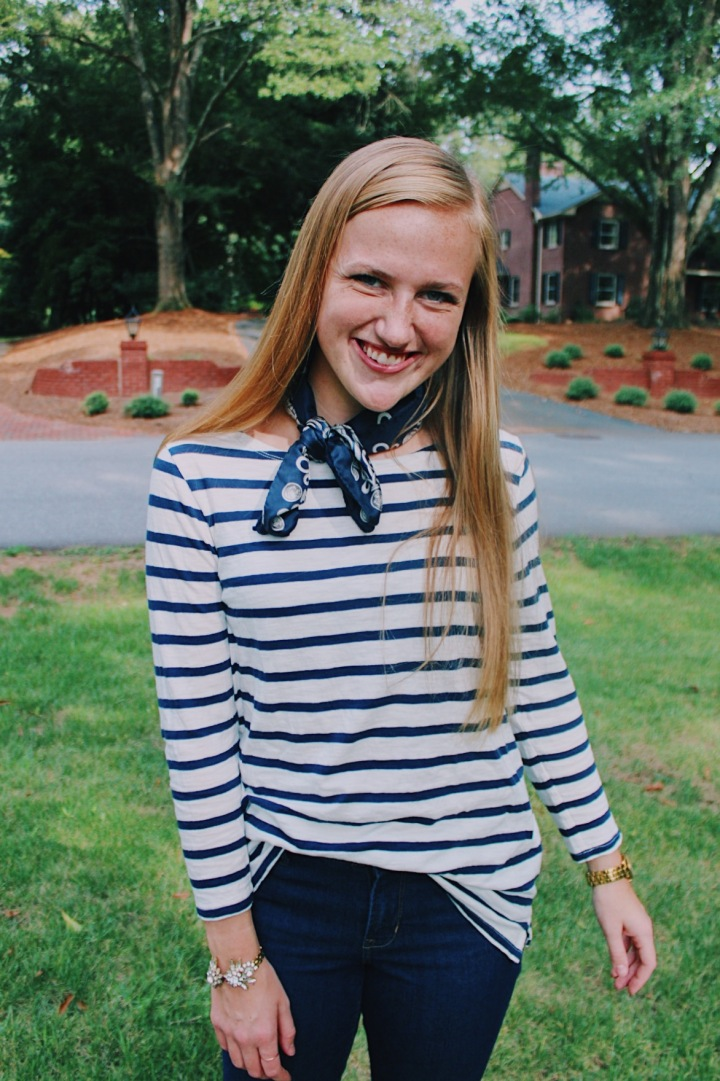 An Outfit Inspired by Carly Heitlinger of Carly thePrepster