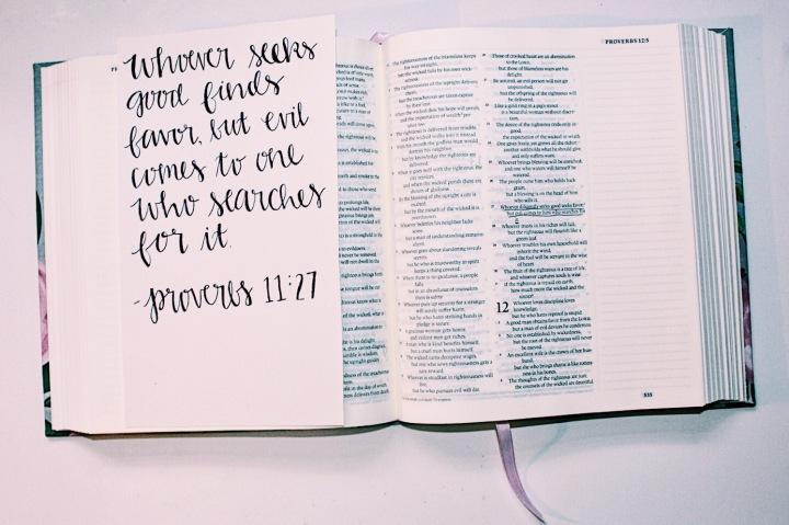 Scripture Sunday Vol.15