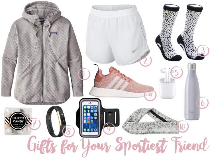 Holiday Gift Guide 2017 #2: Gifts for Your SportiestFriend