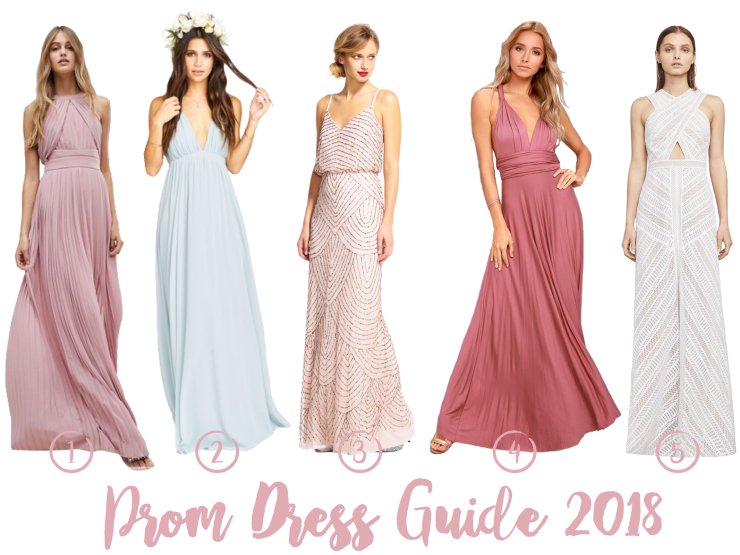 Prom Prep 2018; Picking a Dress – A Pocketful of Faith