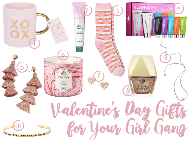 Valentine's Day Gifts for Your Girl Gang