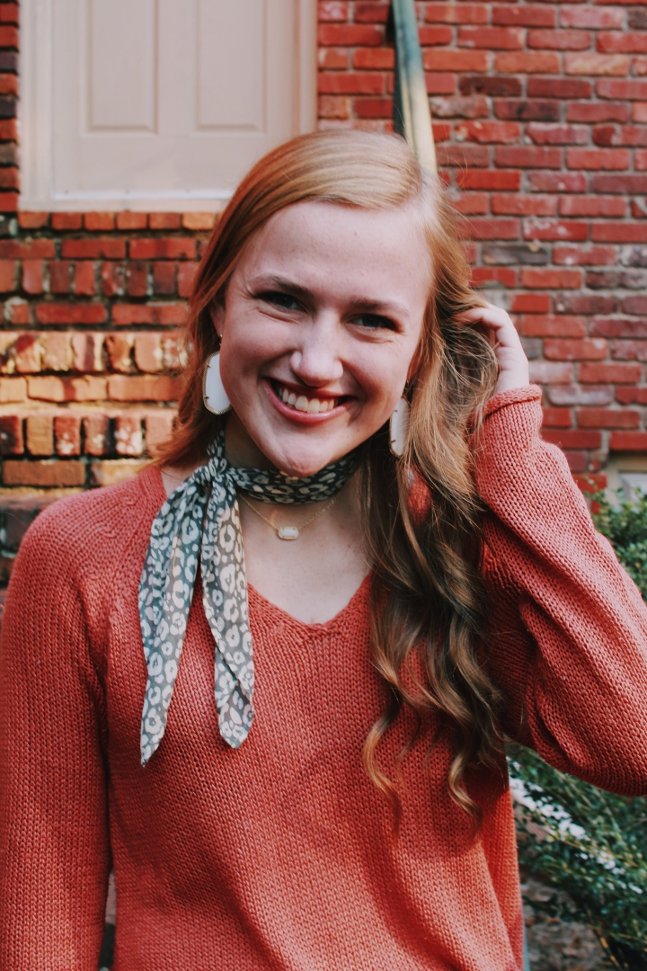 Thanksgiving Outfit & 50 Things I'm Thankful for2018