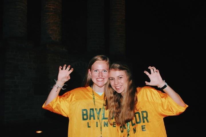 Baylor Orientation + Line CampRecap